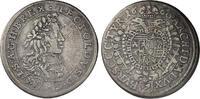 RDR XV Kreuzer 1660 Wien ss., RR Leopold I. (1657 - 1705) 595,00 EUR inkl. gesetzl. MwSt.,  zzgl. 9,90 EUR Versand