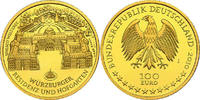 100 Euro (1/2 oz) 2010 G Deutschland UNESCO - Welterbe - Würzburger Res... 680,00 EUR  zzgl. 9,90 EUR Versand