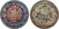 ½ RM 1906-G Deutsches Reich German Empire Stgl., PCGS MS66, Patina!  375,00 EUR  zzgl. 5,00 EUR Versand