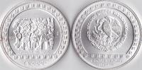 5 Unzen Silber, 1992, Mexiko, Piedaa de Tizoc, stempelglanz,  125,00 EUR  Excl. 5,00 EUR Verzending