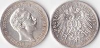 Zwei Mark, 1912, Deutschland, Kaiserreich,Königreich Preussen, vz-st.,  80,00 EUR  Excl. 3,50 EUR Verzending