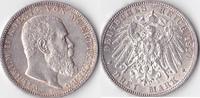 Drei Mark, 1910, Deutschland, Kaiserreich,Königreich Württemberg, ss-vz... 20,00 EUR  Excl. 3,50 EUR Verzending