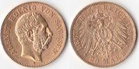 20 Mark, 1894, Deutschland, Kaiserreich,Königreich Sachsen, vorzüglich,  440,00 EUR  Excl. 5,00 EUR Verzending