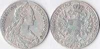 Taler, 1918, Eritrea, Viktor Emanuel III.,1900-1946,Münzstätte Rom, seh... 225,00 EUR  Excl. 5,00 EUR Verzending
