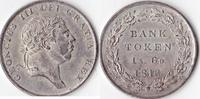 18 Pence, 1816,Birmingham Grossbritannien, George III.,1760-1820, vorzü... 220,00 EUR  Excl. 5,00 EUR Verzending