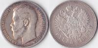 Rubel,Brüssel, 1897, Russland, Kaiserreich,Nikolaus II.,1894-1917, sehr... 100,00 EUR  Excl. 3,50 EUR Verzending