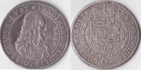 Reichstaler, 1654, Römisch Deutsches Reich, Haus Habsburg,Erzherzog Fer... 470,00 EUR  Excl. 5,00 EUR Verzending