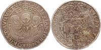 Sachsen-Albertinische Linie Reichstaler Christian II. und seine Brüder unter Vormundschaft 1591-1602.