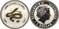 1 Dollar 2001 Australien Elisabeth II. seit 1953. Stempelglanz  75,00 EUR  zzgl. 5,00 EUR Versand