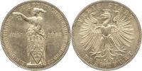 Frankfurt, Stadt Vereinstaler 1862 sehr schön  60,00 EUR  zzgl. 5,00 EUR Versand