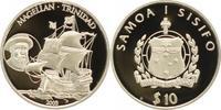 10 Tala 2003 Samoa i Sisifo unabhängig seit 1997. in Kapsel, Polierte P... 34,00 EUR  zzgl. 5,00 EUR Versand