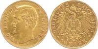 10 Mark Gold 1900  D Bayern Otto 1886-1913. Kl.Kratzer, sehr schön  200,00 EUR  plus 5,00 EUR verzending
