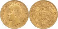 20 Mark Gold 1900  D Bayern Otto 1886-1913. Sehr schön  340,00 EUR  plus 5,00 EUR verzending