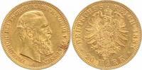20 Mark Gold 1888  A Preußen Friedrich III. 1888. sehr schön-vorzüglich... 300,00 EUR  plus 5,00 EUR verzending