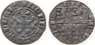 Esterlin 1353 - 83 o Luxemburg Ag Wencesla...