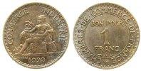 Frankreich 1 Franc AlBr Chambre de Commerce