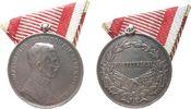 tragbare Medaille 1916 - 18 o.J. Österreich Silber Karl I (1916-18) - f... 55,00 EUR  zzgl. 6,00 EUR Versand