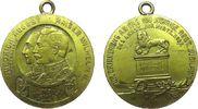 tragbare Medaille 1909 vor 1914 Bronze Friedrich August Herzog zu Nassa... 45,00 EUR  zzgl. 3,95 EUR Versand