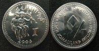 Somaliland 10 Shilling St Sternzeichen Zwillinge