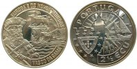 Portugal Medaille zu 2,5 Ecu KN Vasco da Gama, Seefahrer und Entdecker