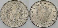 5 Cent 1905 Vereinigte Staaten von Amerika...