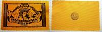 10 Goldmark 1923-12-15 Bielefeld  Fast kassenfrisch  110,00 EUR  zzgl. 5,00 EUR Versand