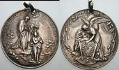 Silbermedaille ohne Jahr, um 1900 Österreich  Gelocht , fast sehr schön  45,00 EUR  zzgl. 5,00 EUR Versand