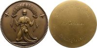 Kunstmedaillen Bronzemedaille ohne Signatur