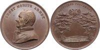 Bronzemedaille 1848 Frankfurt-Stadt  Winz. Kratzer, vorzüglich +  85,00 EUR  zzgl. 5,00 EUR Versand