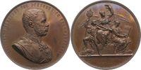 Bronzemedaille 1848-1916 Haus Habsburg Fra...