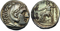 KINGS of MACEDON. Alexander III 'the Great'. 336-323 BC. AR Tetradra... 615,95 EUR  zzgl. 10,64 EUR Versand