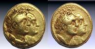 PTOLEMAIC KINGS of EGYPT. Ptolemy II Philadelphos, with Arsinöe II, ... 5313,21 EUR