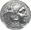 MACEDONIAN KINGDOM. Alexander III the Great (336-323 BC). AR tetradr... 3073,01 EUR  zzgl. 13,17 EUR Versand