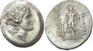ISLANDS off THRACE, Thasos. Circa 168/7-148 BC. AR Tetradrachm (36mm... 530,42 EUR  +  10,70 EUR shipping