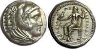 KINGS of MACEDON. Alexander III 'the Great'. 336-323 BC. AR Tetradra... 1333,51 EUR  zzgl. 13,38 EUR Versand