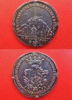 1/4 Speciestaler 1751 Reuss / Reuss-Unterg...