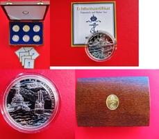 6 x 20 Euro 2004-2006 Österreich 6 x 20 € ...