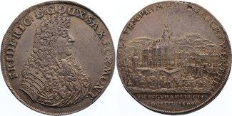 Taler 1689 Sachsen-Gotha-Altenburg Friedri...