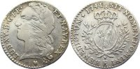 1/10 d'écu au bandeau 1 1741  E Frankreich Ludwig XV. 1715-1774. justie... 65,00 EUR