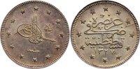 Osmanisches Reich 2 Kurush Muhammad V. AH 1327-1336 / 1909-1918.