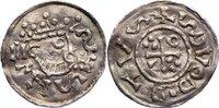 Pfennig 1002-1024 Salzburg, Erzbistum Heinrich II. 1002-1024. selten, s... 1450,00 EUR kostenloser Versand