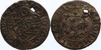 Kipper 3 Kreuzer 1622 Henneberg, Grafschaft Johann Georg von Sachsen 16... 185,00 EUR  zzgl. 3,50 EUR Versand