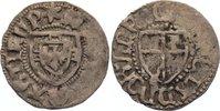 Deutscher Orden Schilling Martin Truchseß von Wetzhausen 1477-1489.