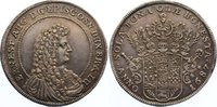 Braunschweig-Calenberg-Hannover, ab 1692 Kftm. Han Taler Ernst August 1679-1698.