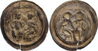 Brakteat  1138-1160 Quedlinburg, Abtei Beatrix II. von Winzenburg 1138-... 725,00 EUR
