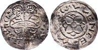 Denar 1037-1055 Böhmen Bretislaw I. 1037-1055. leicht gewellt, kl. Eins... 325,00 EUR