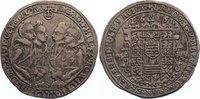 1/4 Taler 1615  WA Sachsen-Altenburg Johann Philipp und seine drei Brüd... 445,00 EUR