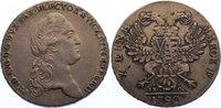 Taler 1790 Sachsen-Albertinische Linie Friedrich August III. 1763-1806.... 295,00 EUR
