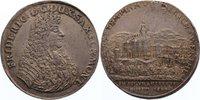 Taler 1689 Sachsen-Gotha-Altenburg Friedrich I. 1675-1691. Schrötlingsf... 1975,00 EUR