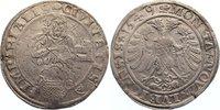 Taler 1549 Lübeck, Stadt  Kratzer, kl. Schrötlingsfehler, sehr schön +  235,00 EUR